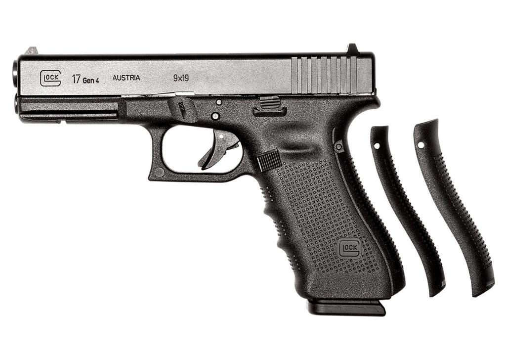 Drawn pistol glock 19  A Handguns Glocks 4