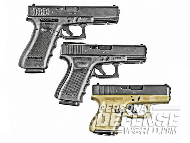 Drawn pistol glock 19 Glock 17 defense Defense glock