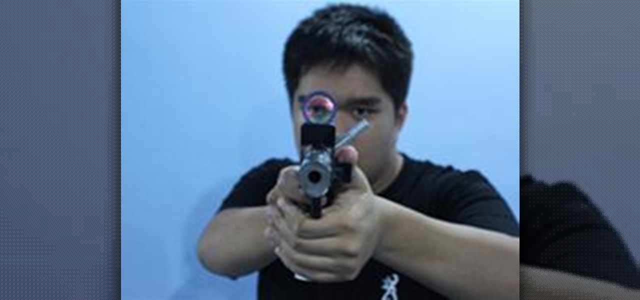 Drawn pistol gun shooting To Firearms « Properly Practical