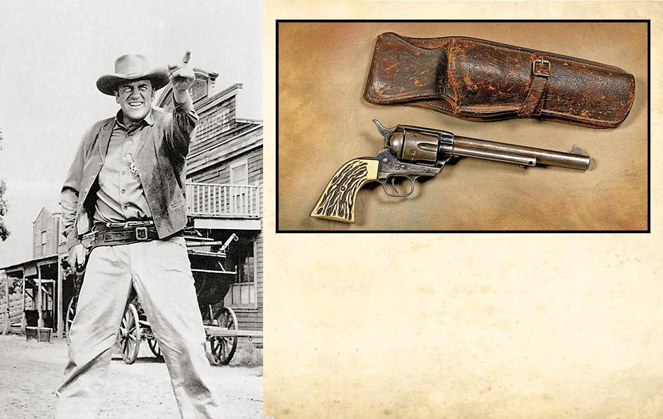 Drawn pistol gun smoke Gun popular Hire The Magazine