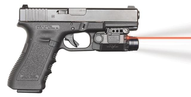 Drawn pistol laser gun Alien holsters Worth Handgun Carry