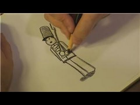 Drawn pistol little easy How Draw : Soldiers How