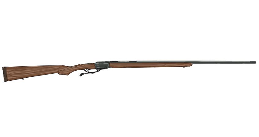 Drawn pistol long gun Png 0615 LongGunsRifle Technology Slide