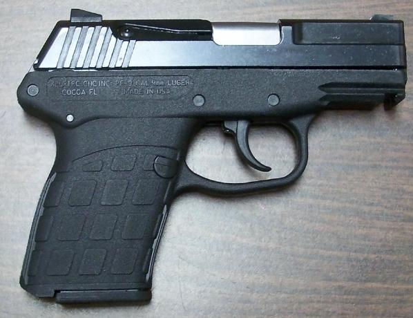 Drawn pistol nine Kahr of ($950) have For
