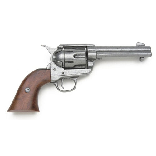 Drawn pistol old gun West Antique Gun Armoury West