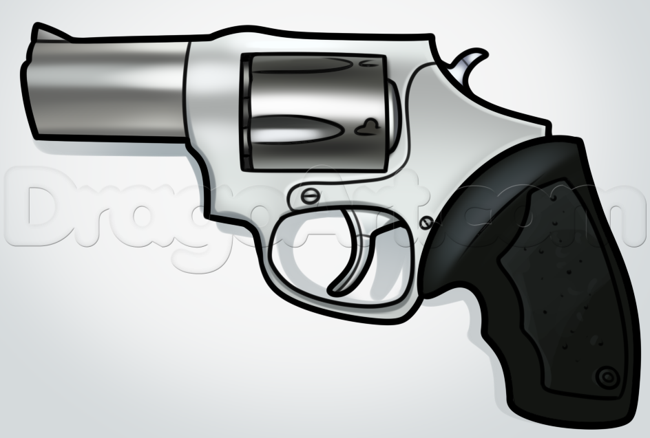 Drawn weapon hand gun To Online Weapons Draw Step