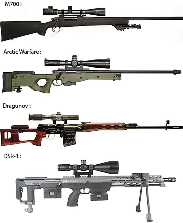 Drawn pistol sniper gun Guns DC rifles Heroes
