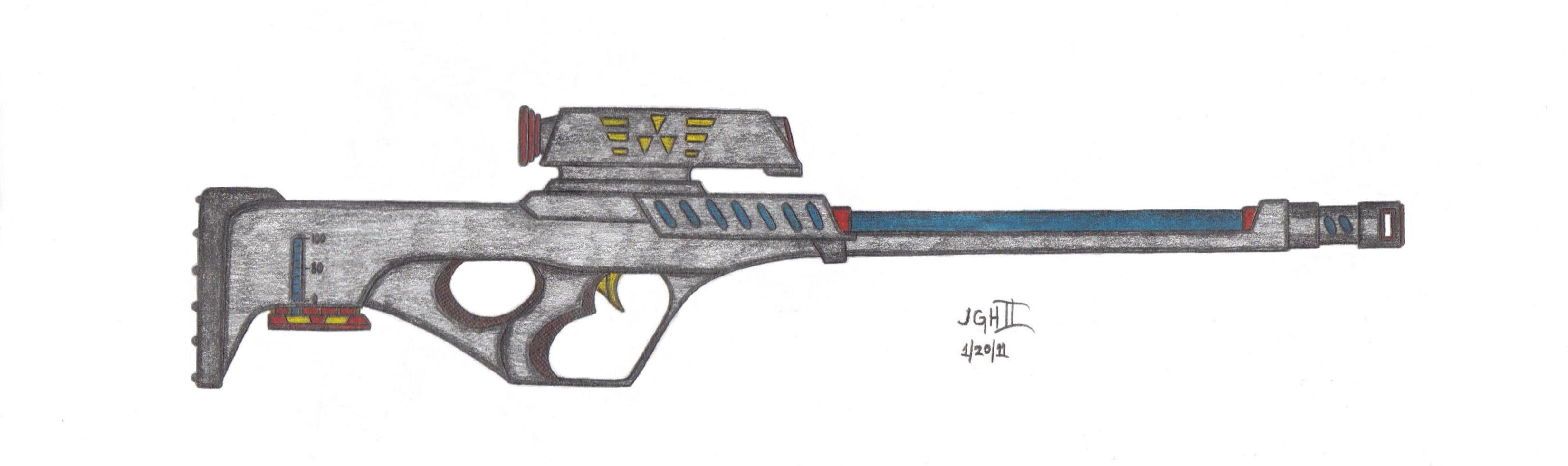Drawn pistol sniper gun CzechBiohazard steyraug Plasma Explore DeviantArt
