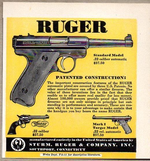 Drawn pistol standard Target images Single 17 General