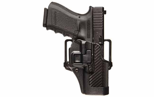 Drawn pistol standard Uses system when is internal