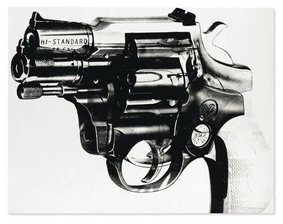 Drawn pistol standard Basel of  Drawn Fair