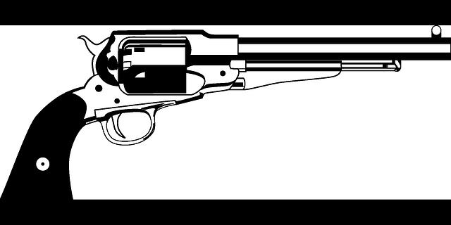Gun Shot clipart old gun Revolver Images Remington Gun Western