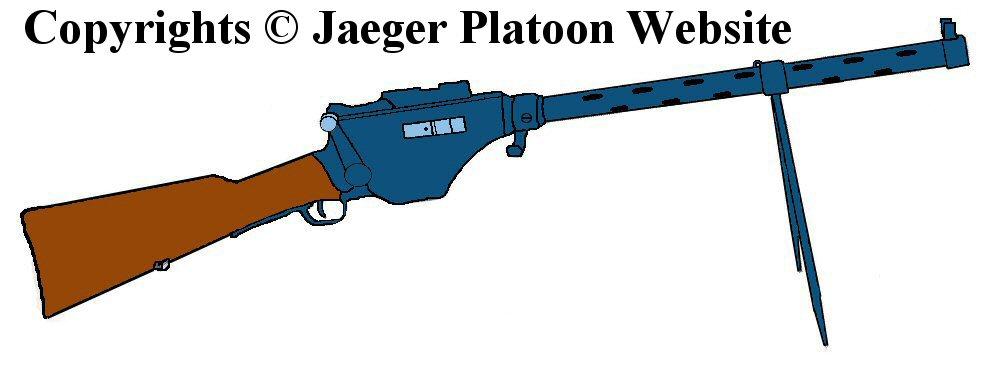 Drawn pistol ww1 gun Drawing HAD ARMY ARMY machinegun