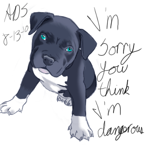 Pit Bull clipart blue nose Find More by Like Pin