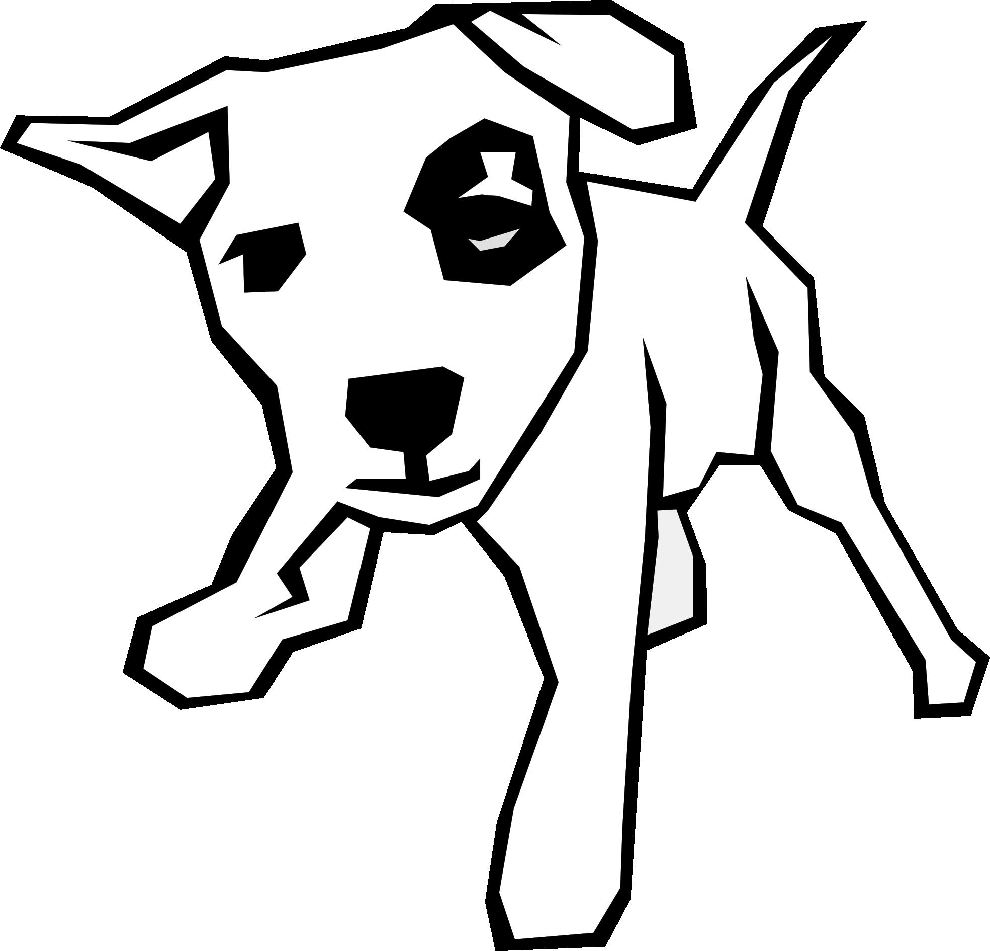Drawn kangaroo black and white Clipart Art Clip Free