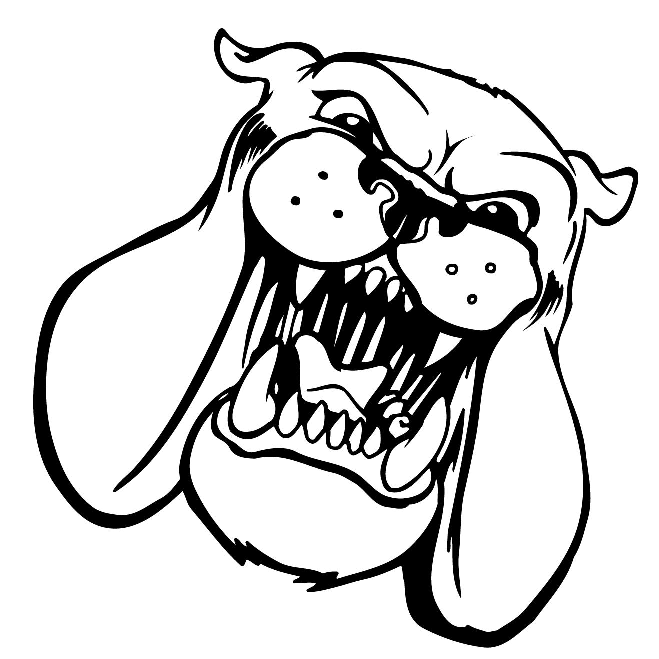 Black clipart bulldog Puppies Free image Bull Pitbull
