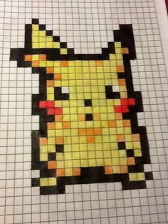 Drawn pixel art More Graph by ideas art