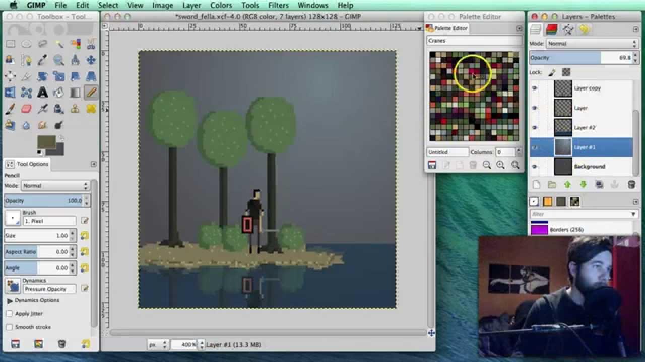 Drawn pixel art 32 bit  Pixel YouTube To Tutorial