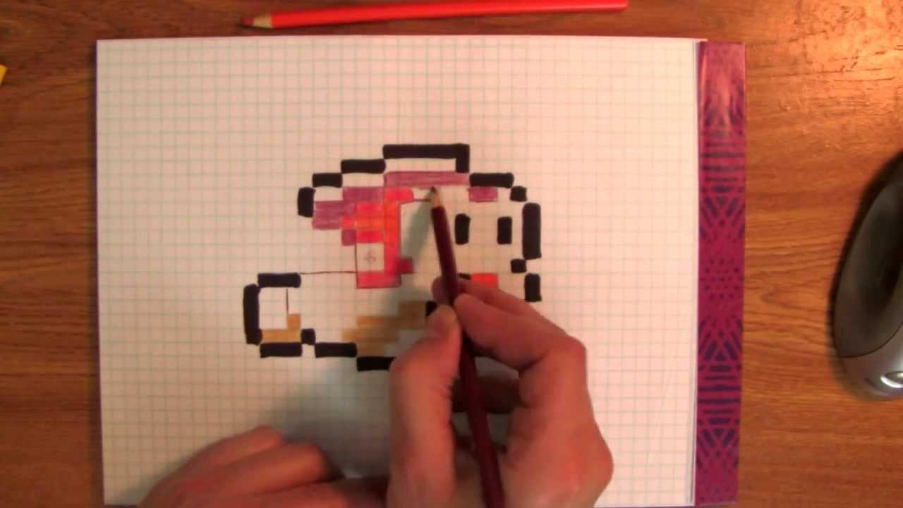 Drawn pixel art 8 bit To  8 Draw: Splashy