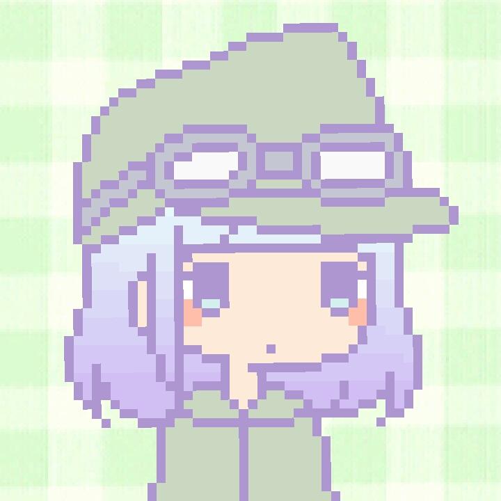Drawn pixel art anime Cute Laura Bazzell Pinterest Pixel