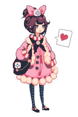 Drawn pixel art anime Pixel Best 25+ ideas Pinterest