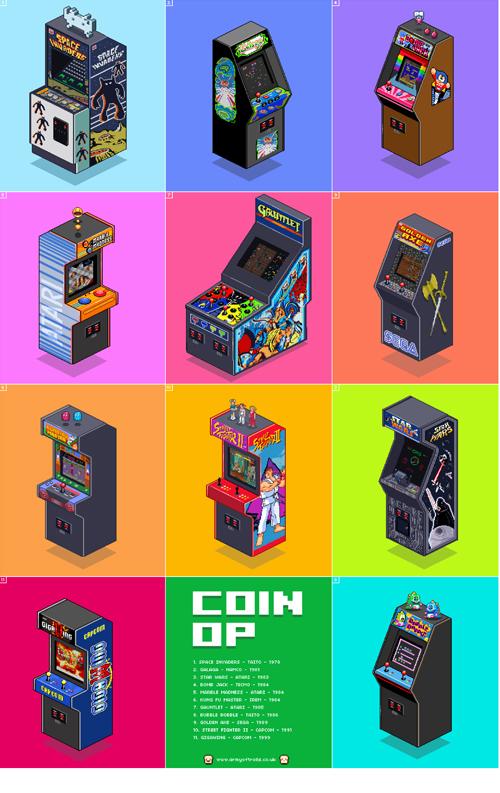 Drawn pixel art arcade Charity Heroes pixel pixel for