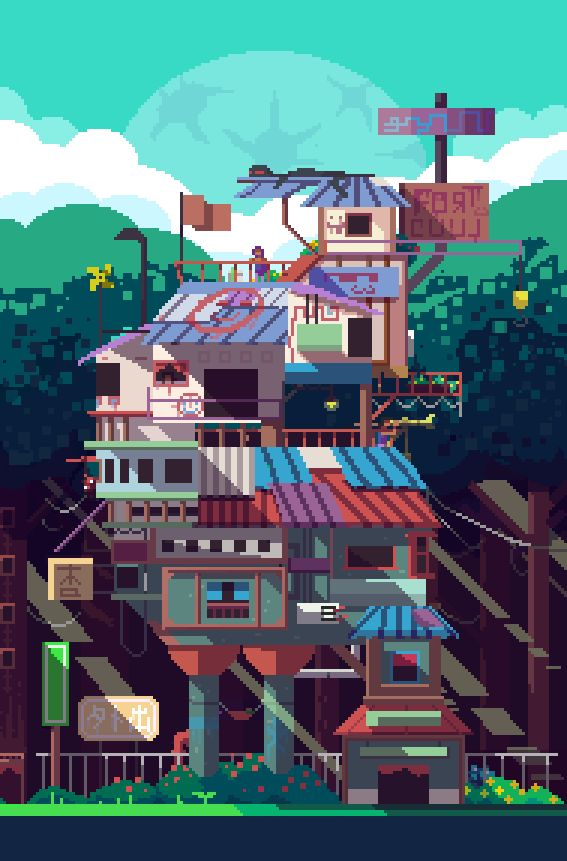 Drawn pixel art awesome Cool ideas output Photo :