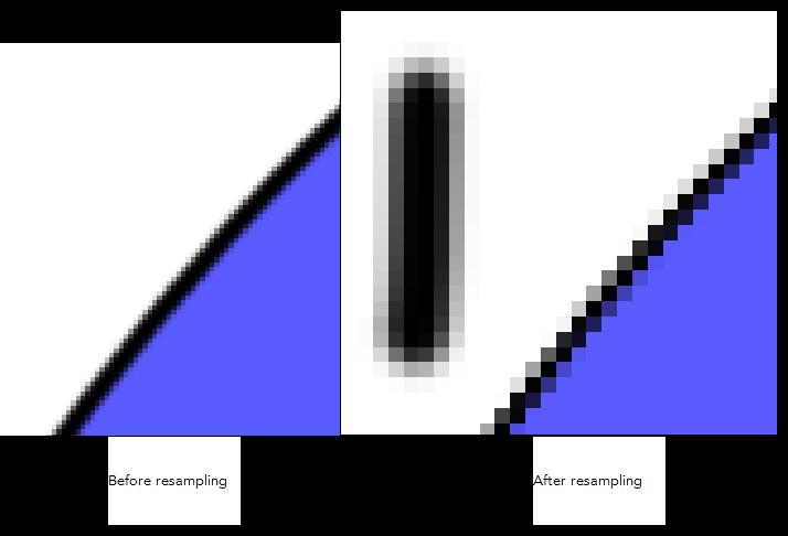 Drawn pixel art bitmap Scene If artwork Drawing your