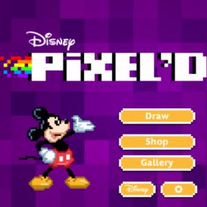 Drawn pixel art button [iOS] Pixel'd pixel Art Use