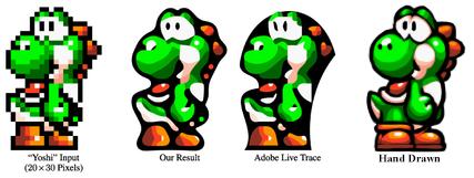 Drawn pixel art classic Pixel Artist A medium!