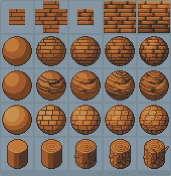 Drawn pixel art color On Pinterest How #indiedev