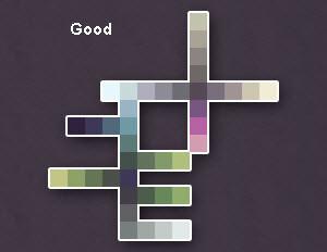 Drawn pixel art color Art Hongkiat colors Pixel Pixel