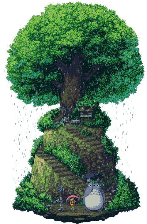 Drawn pixel art cute Pixiv] arts! cute pixiv pixiv