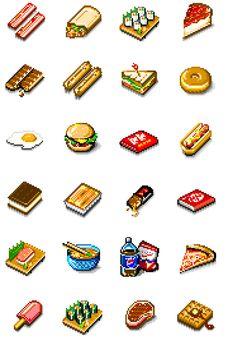 Drawn pixel art cute Pixel Style Pin on Pixel