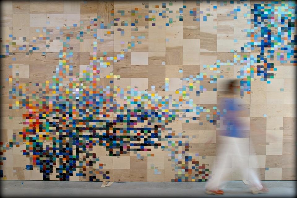 Drawn pixel art detailed Atlantic New Medium Became How