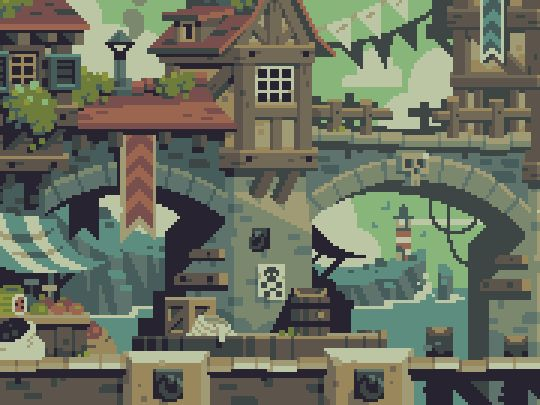 Drawn pixel art detailed Best beautiful background is images