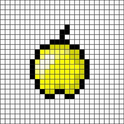 Drawn pixel art easy Easy high Best ideas 15