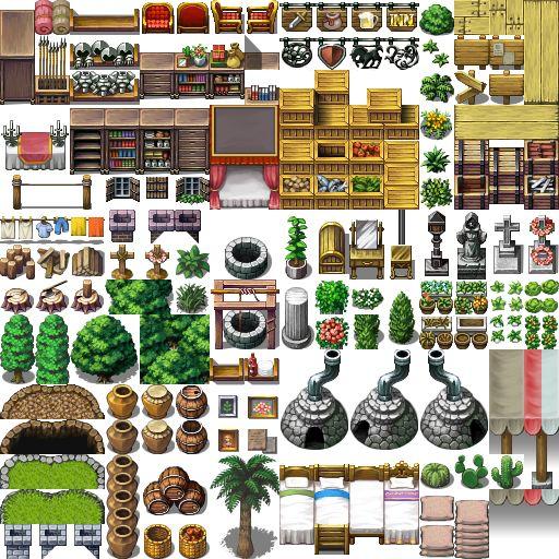 Drawn pixel art game maker 649 Maker on images f