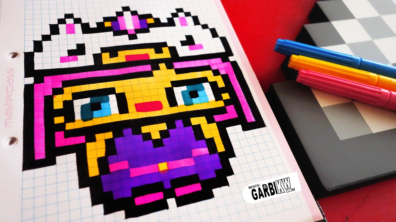 Drawn pixel art garbi kw 2016 Art Art: To Pixel
