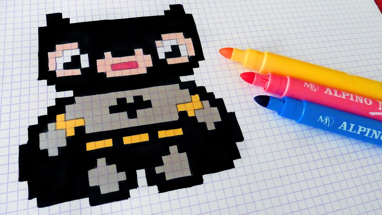 Drawn pixel art garbi kw Art Hello Art and on