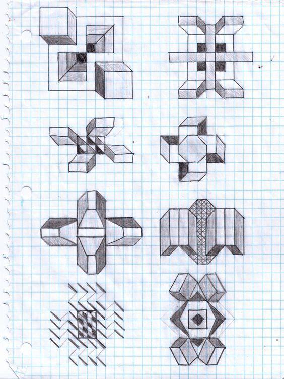 Drawn pixel art graph paper Best Graph The Art on
