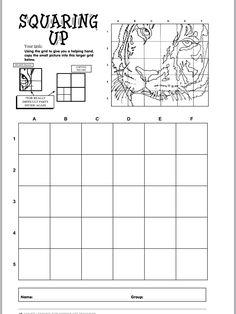 Drawn pixel art grid Jpg  200×1 piglet 1