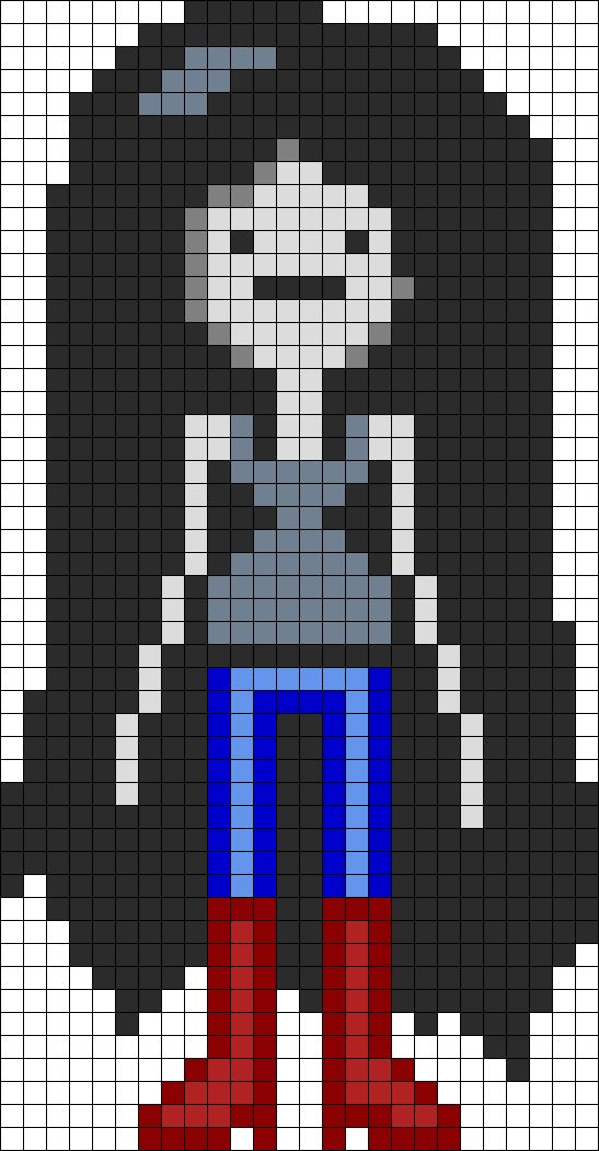 Drawn pixel art grid adventure time 20+ Pattern Best Time Pinterest