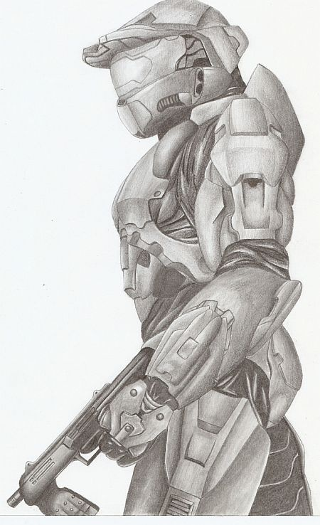 Drawn pixel art halo 5  best about images on