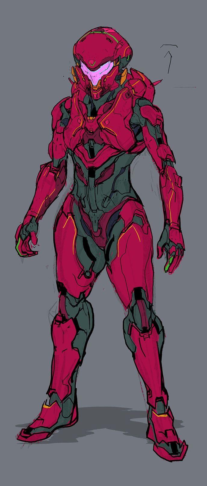 Drawn pixel art halo 5 Pinterest Halo Guardians Art Concept