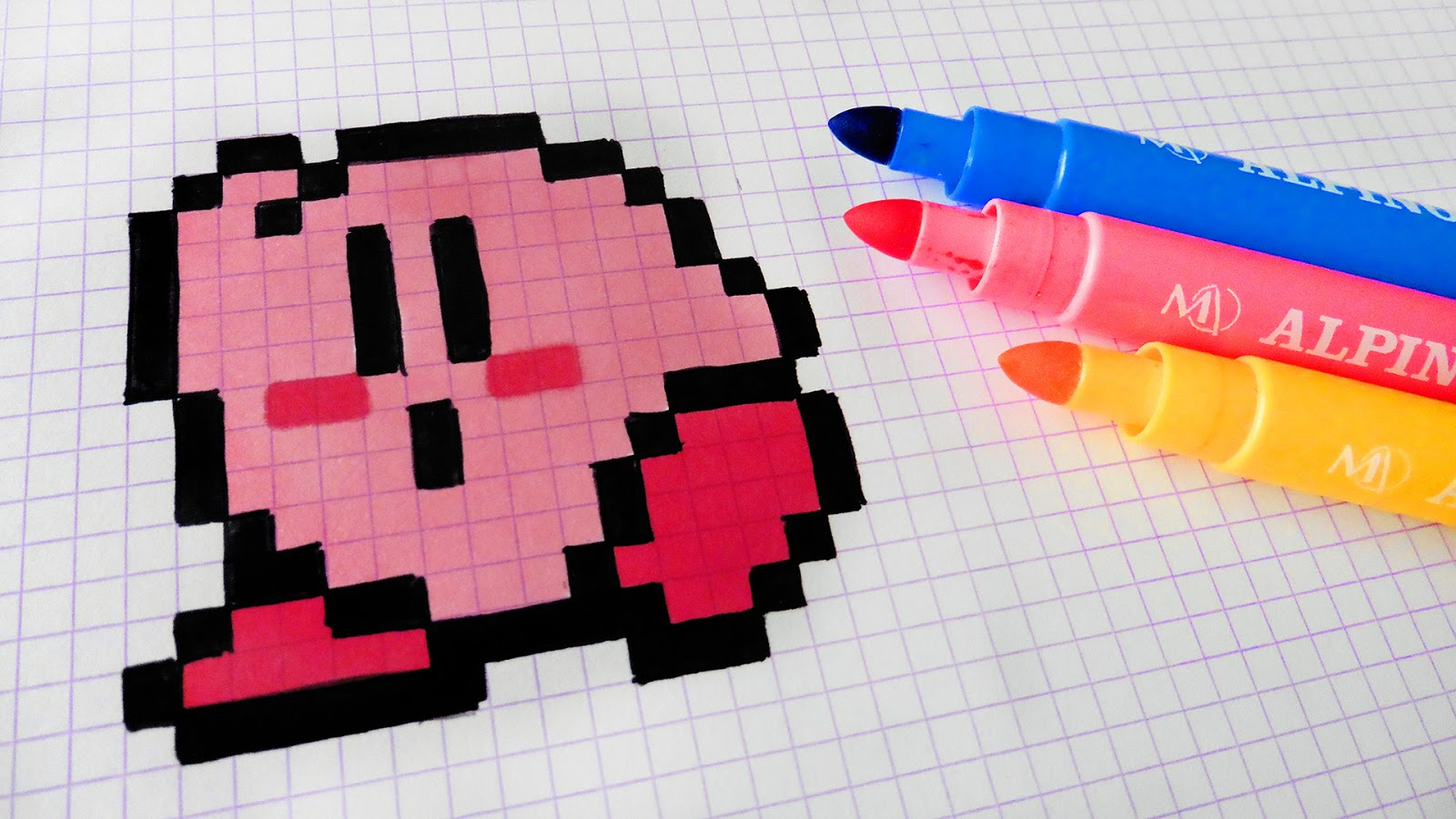 Drawn pixel art kawaii Draw Art To To Hello