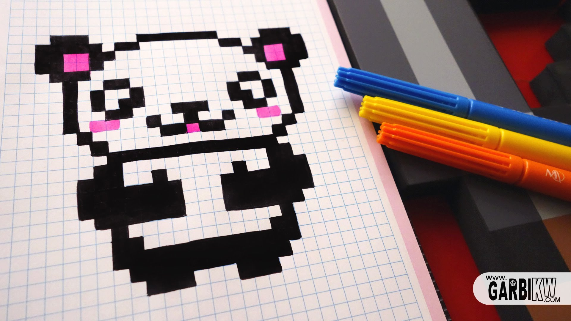 Drawn pixel art kawaii To YouTube How Handmade Pixel