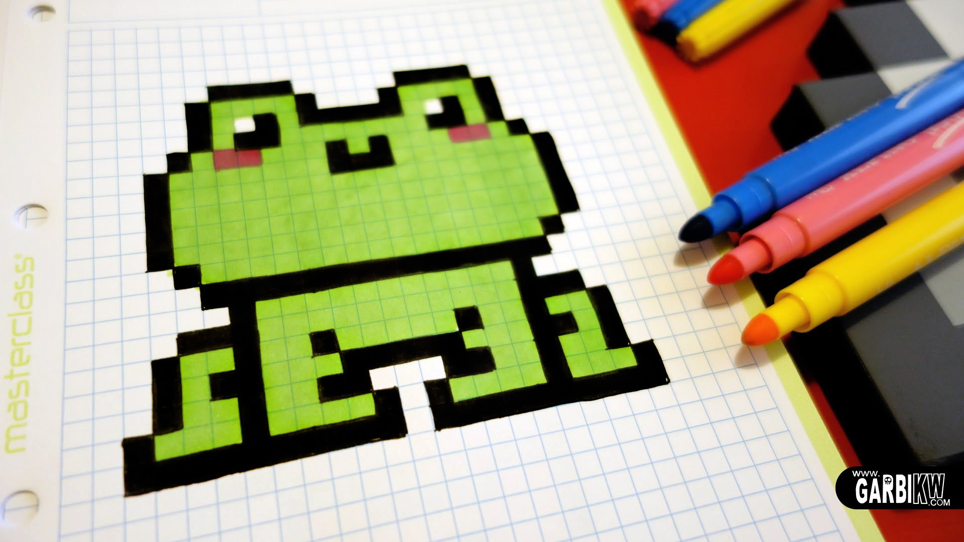 Drawn pixel art kawaii To #pixelart How Handmade Pixel