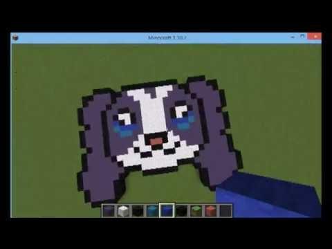 Drawn pixel art lps (request) YouTube Build Speed LPS