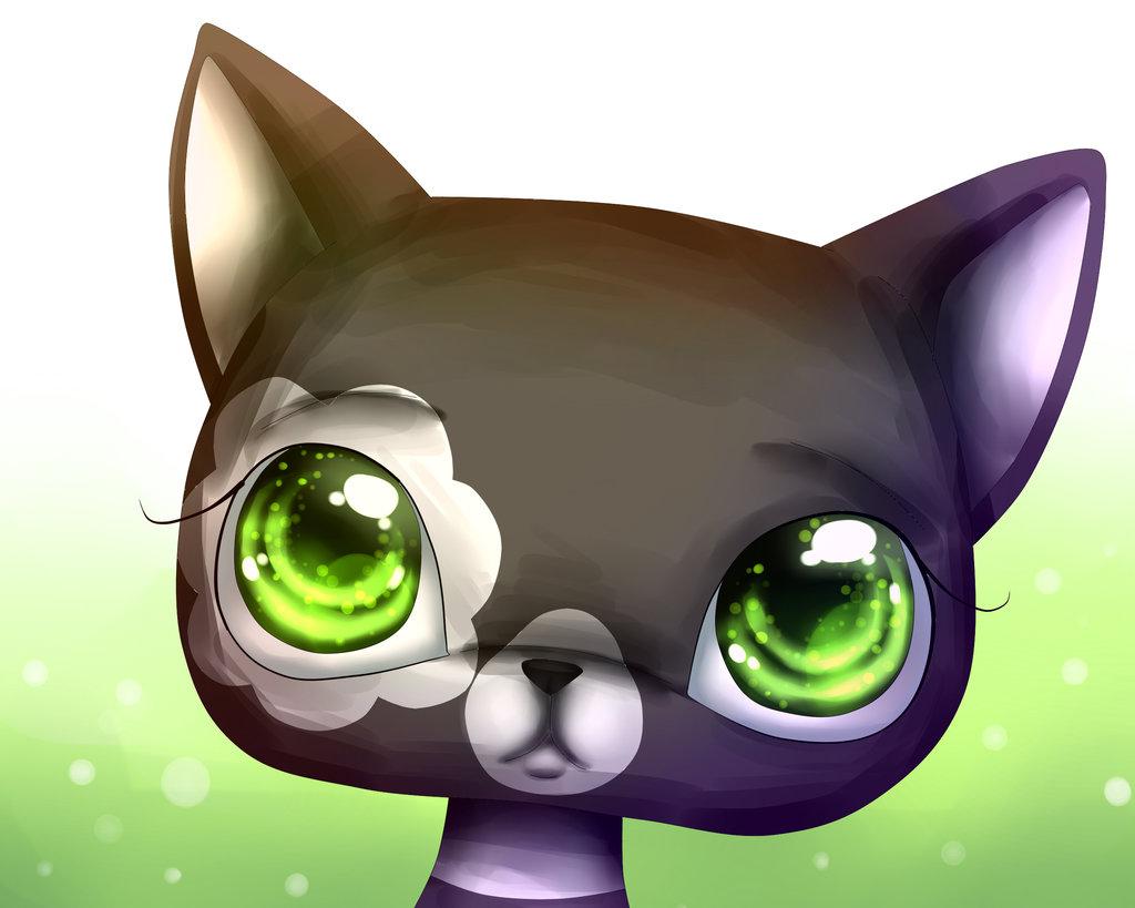 Drawn pixel art lps On DeviantArt Art Littlest Fan